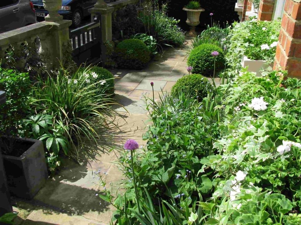 Garden Fence Colours