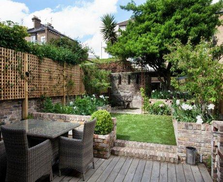 Spring Garden in Brook Green
